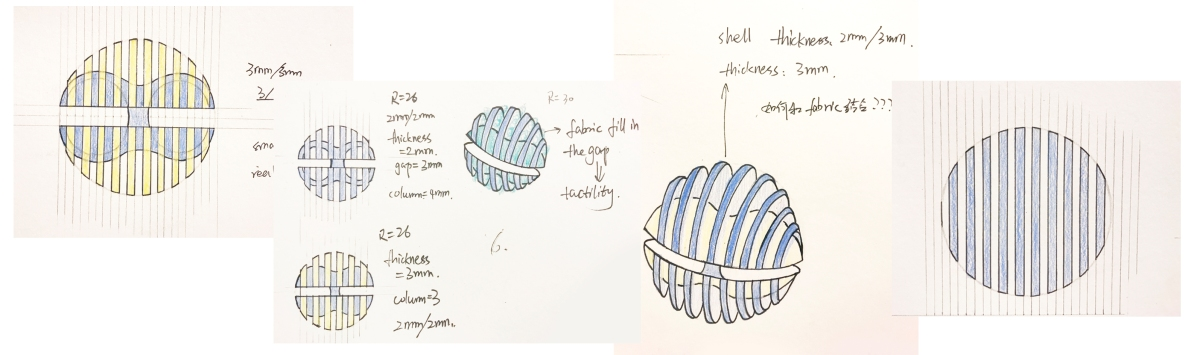 Sketch1: Thinking about build a new 3D model for next stagedevelopment
